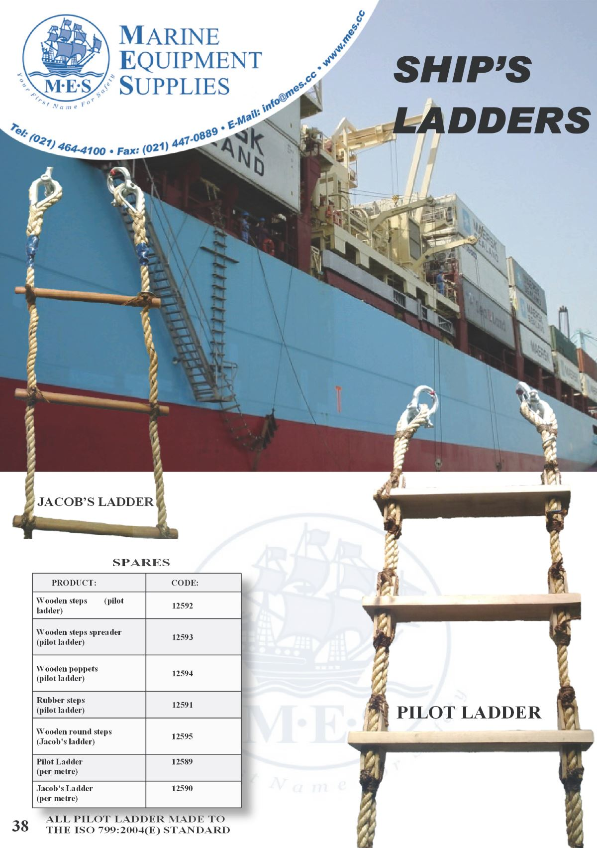 Ship Ladders