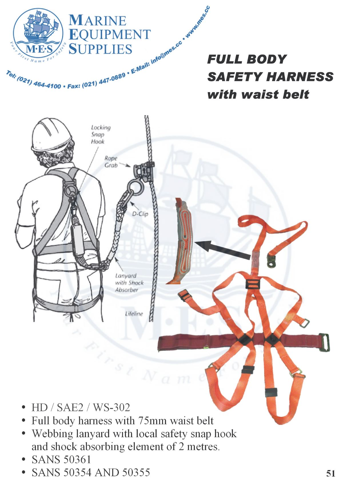Marine Harnesses